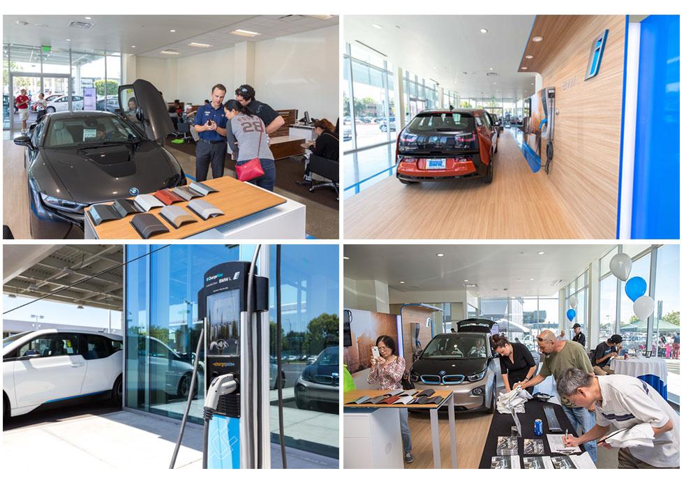 BMW i Showroom